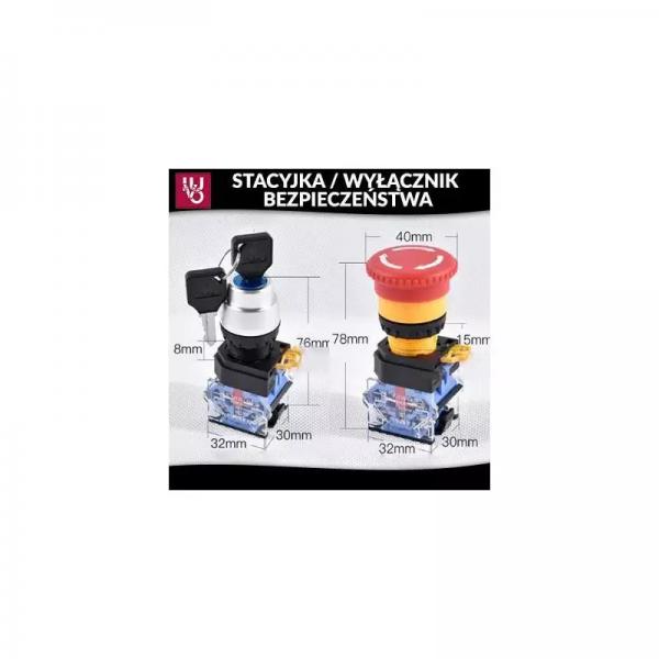 wózek do lasera CO2- HIWIN