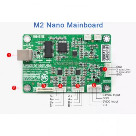 Transformator zasilacza plotera laserowego lasera CO2 60W-YY-3T