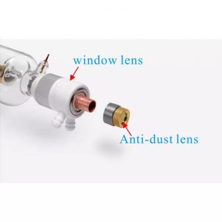 Znakowarka laserowa Co2-tuba metalowa RF 30W