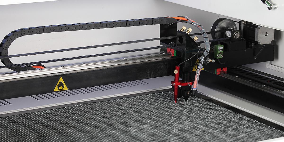 ploter laserowy 100W